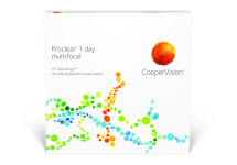 Proclear 1 Day Multifocal 90pk