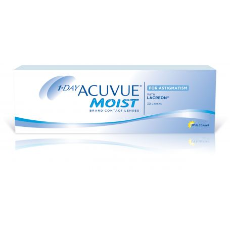 Acuvue 1 Day for Astigmatism 30pk